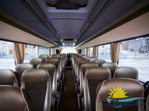На автобусе к морю Краснодарский край (проезд без проживания)