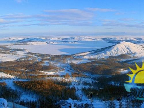 Тур из Вологды в новогодние каникулы «Королевство Агидель: волшебство в башкирских Альпах»
