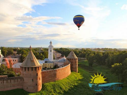 Экскурсионный тур «Серебряное кольцо: Псков - Новгород»