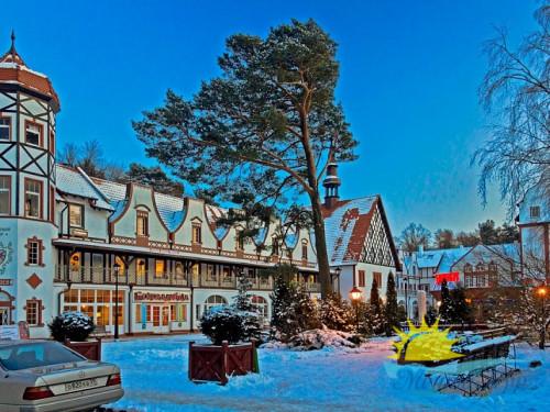 Тур из Вологды в новогодние каникулы «Кёнигсберг: янтарный Новый год»