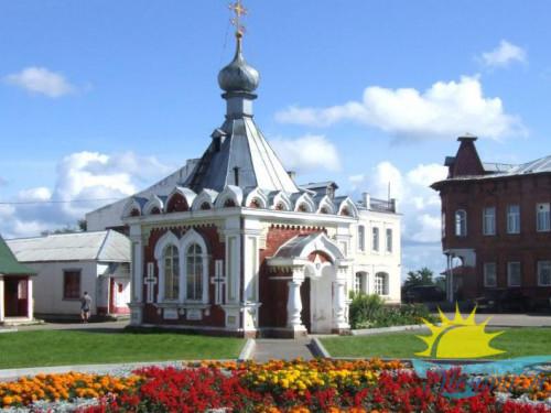 Автобусный тур для детей «В гости в Усть-Кубенский район – с. Устье и Экзопарк»