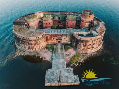 Экскурсионный тур «Ингерманландия: крепости и форты»