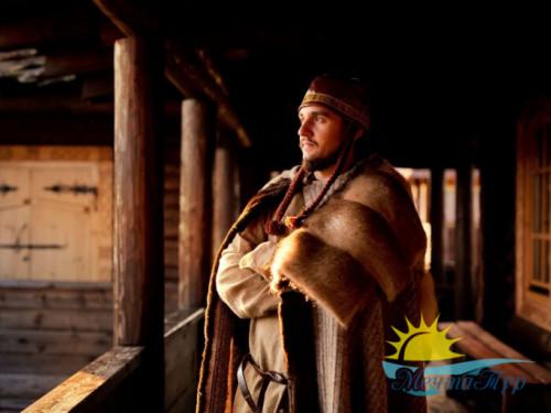 Автобусный тур для детей в Вологодской области «Кириллов – Усадьба Сугорье»
