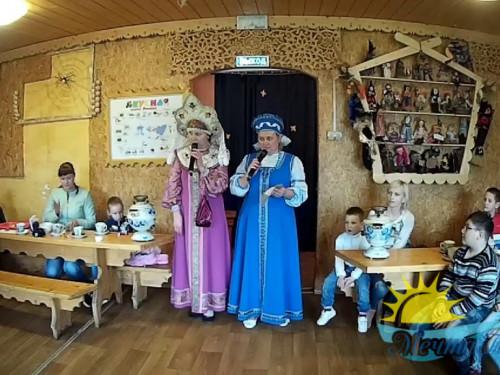 Автобусный тур для детей «В гости к Бабе Яге», с Кукобой