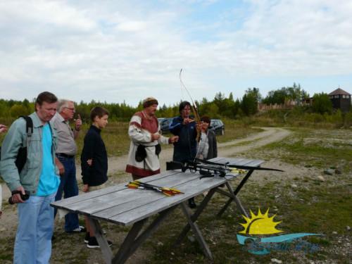 Корпоративный тур в Вологодской области «Посиделки в стиле Русичей»