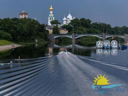 Автобусный тур по Вологде «Знакомьтесь, Вологда!»