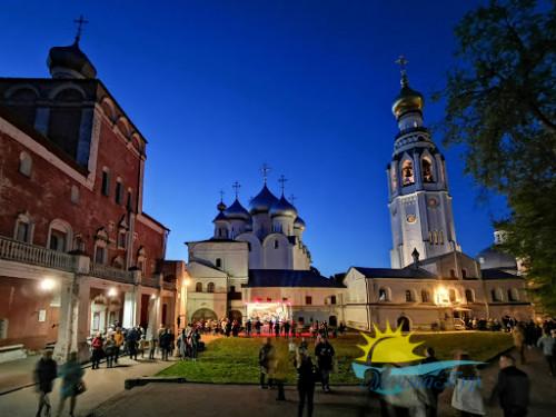 Индивидуальная обзорная пешеходная экскурсия по Вологде