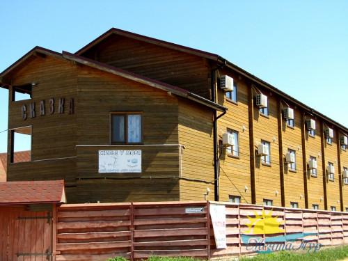 Автобусный тур в Крым - Гостевой дом «Сказка»